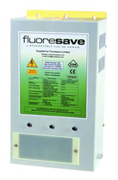 save on lighting costs with energy efficient fluoresave